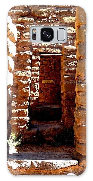 Ancient Doorways Galaxy Case