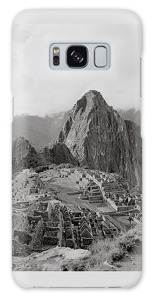 Ancient Machu Picchu Galaxy Case