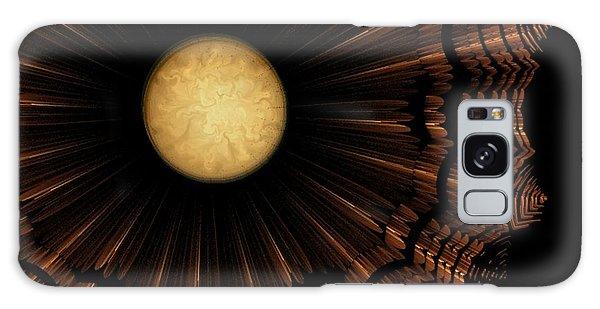 Ancient Nimbus World Galaxy Case by Linda Whiteside