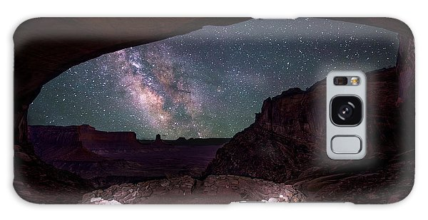 Ancient Skies Galaxy Case