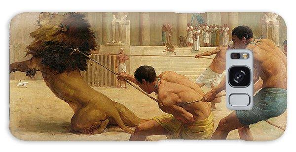 Egypt Galaxy Case - Ancient Sport by George Goodwin Kilburne