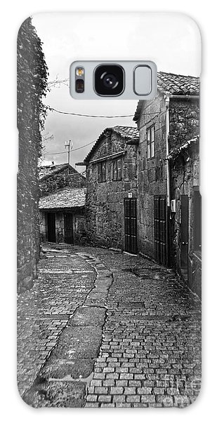 Ancient Street In Tui Bw Galaxy Case