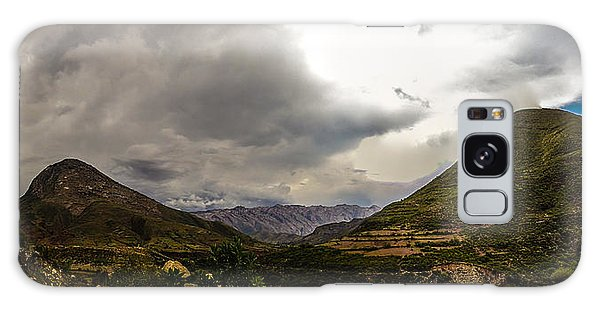 Andean Hills Galaxy Case