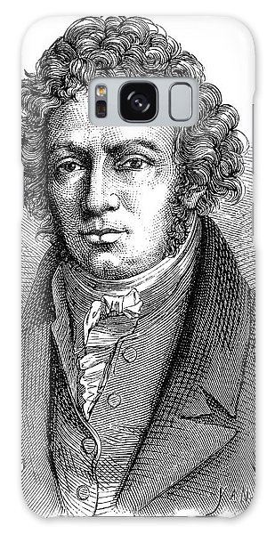 Human Rights Galaxy Case - Andre-marie Ampere by Science Photo Library