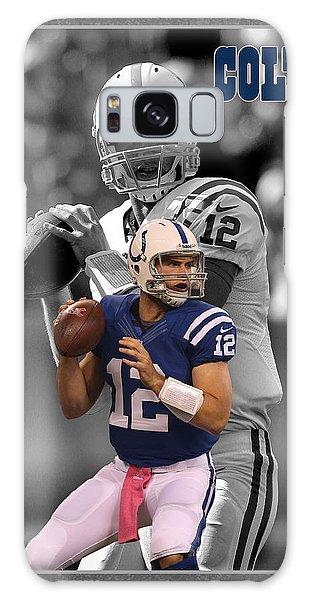 Indianapolis Galaxy Case - Andrew Luck Colts by Joe Hamilton