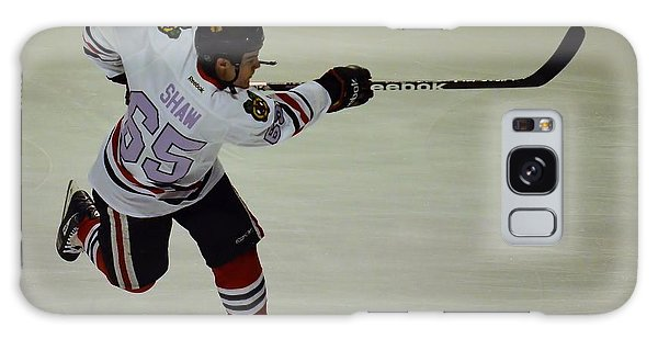 Andrew Shaw Fights Cancer Galaxy Case by Melissa Goodrich