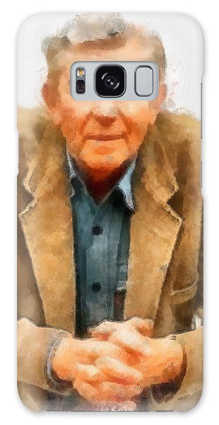 Galaxy Case - Andy Griffith by Paulette B Wright