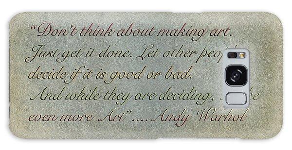 Andy Warhol Galaxy Case