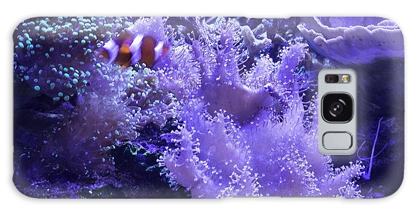 Anemone Starlight Galaxy Case