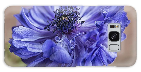 Anemone Blues I Galaxy Case