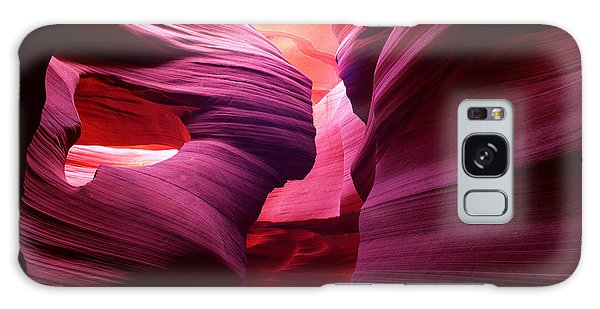 Angel Arch In Antelope Canyon Galaxy Case