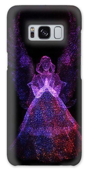 Angel Dots Galaxy Case