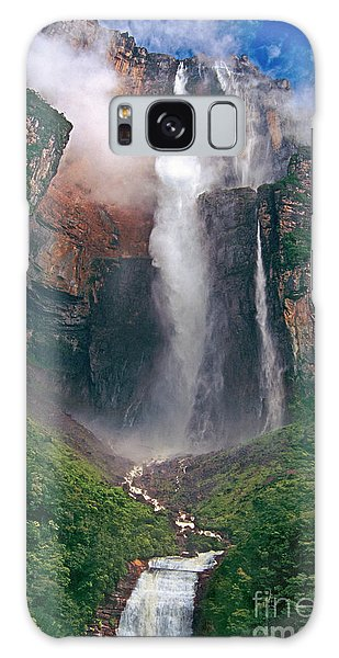 Angel Falls In Venezuela Galaxy Case