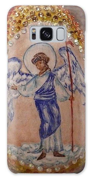 Angel Gabriel Galaxy Case