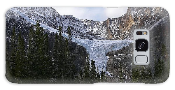 Angel Glacier Galaxy Case