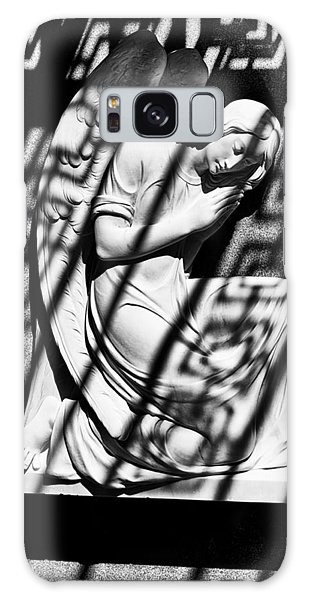 Angel In The Shadows 2 Galaxy Case by Swank Photography