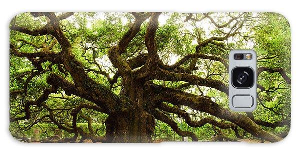 Angel Oak Tree 2009 Galaxy Case