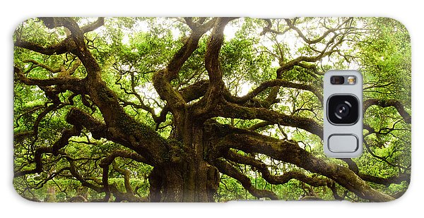 Angel Oak Tree 2009 Galaxy Case