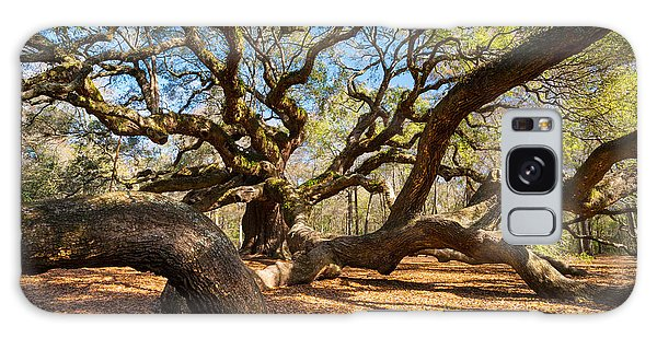 Angel Oak Tree Charleston Sc Galaxy Case