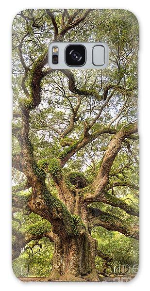 Angel Oak Tree Johns Island Sc Galaxy Case