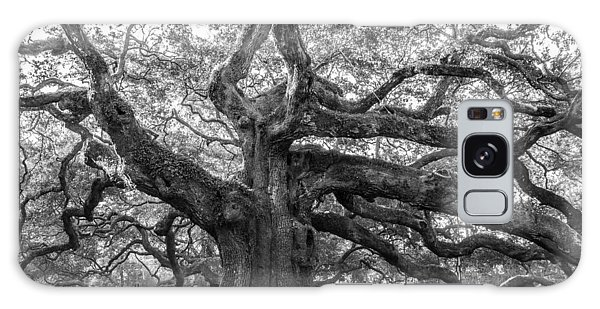 Angel Oak Tree Galaxy Case