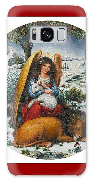 Angel Of Peace Galaxy Case