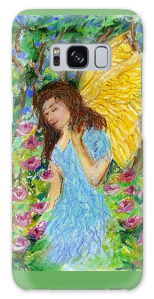 Angel Of The Garden Galaxy Case