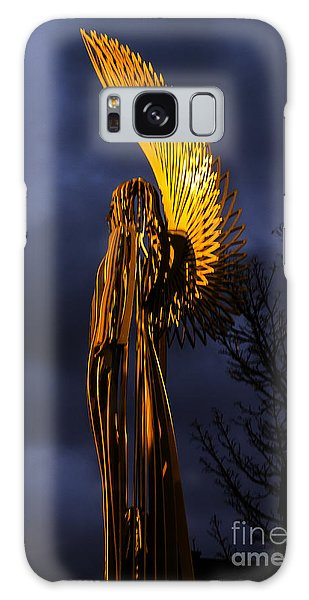 Angel Of The Morning Galaxy Case