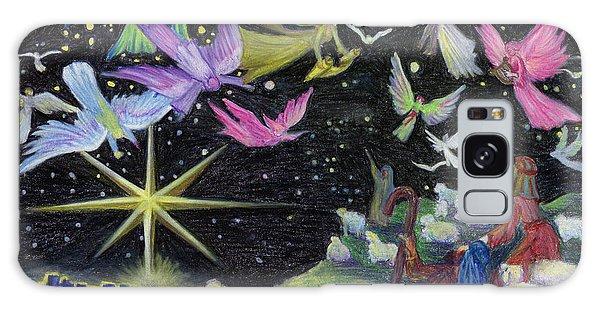 Angel Skies Galaxy Case