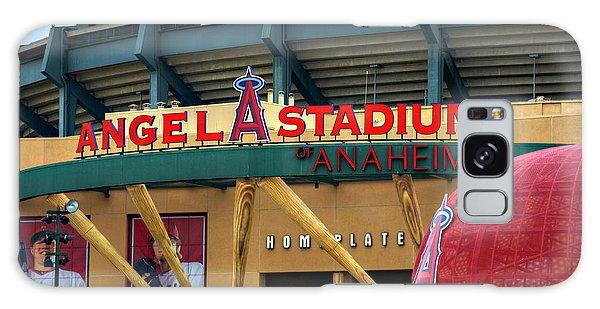 Angel Stadium Galaxy Case
