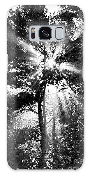 Angel Sun Galaxy Case by Loni Collins