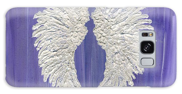 Angel Wings Galaxy Case