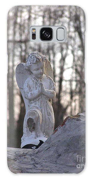 Angels Are Everywhere Galaxy Case
