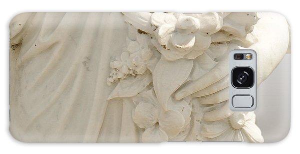 Angel's Hands Galaxy Case