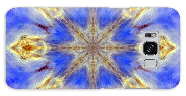 Angels In The Sky Mandala Galaxy Case