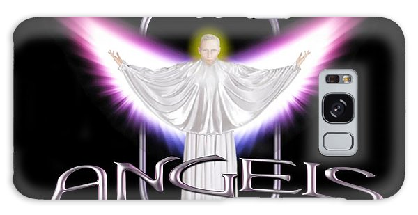Angels Galaxy Case