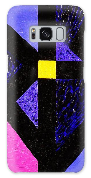 Angles Galaxy Case by Celeste Manning