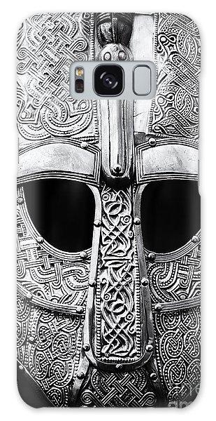 Anglo Saxon Helmet Galaxy Case