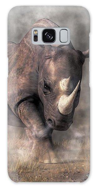 Angry Rhino Galaxy Case