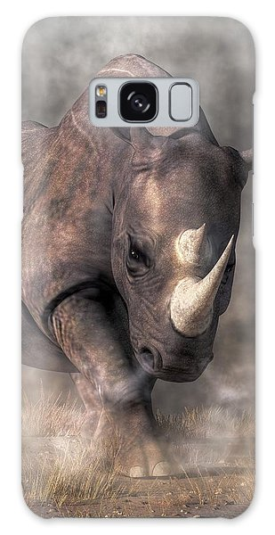 Angry Rhino Galaxy Case