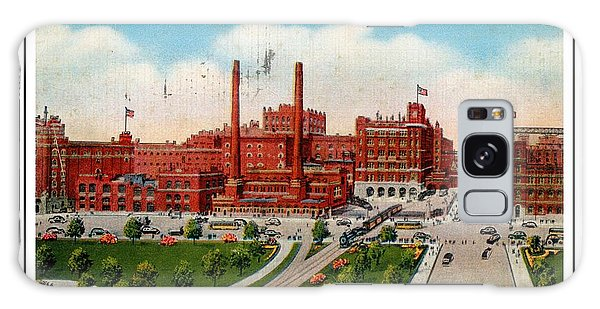 Anheuser Busch Plant 1943 Galaxy Case
