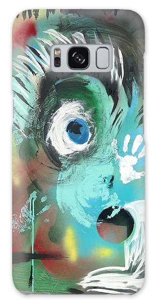 Anima Bella Beautiful Soul Galaxy Case by Lisa Piper