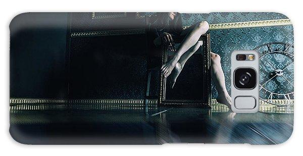 Time Frame Galaxy Case - Anna by Daisuke Kiyota
