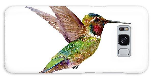 Anna Hummingbird Galaxy Case