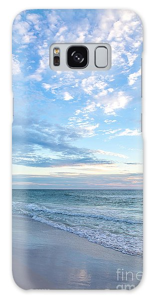 Anna Maria Island Beach Galaxy Case