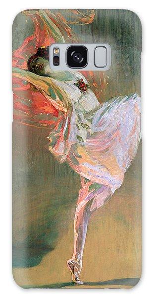 Dance Galaxy Case - Anna Pavlova, 1910 by Sir John Lavery