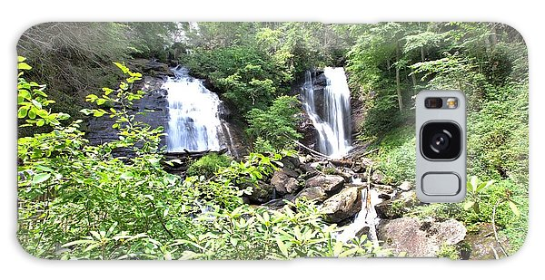 Anna Ruby Falls - Georgia - 1 Galaxy Case