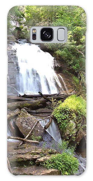 Anna Ruby Falls - Georgia - 4 Galaxy Case