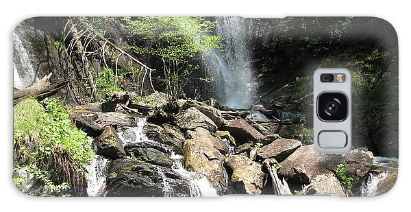 Anna Ruby Falls Helen Ga 03 Galaxy Case by Brian Johnson