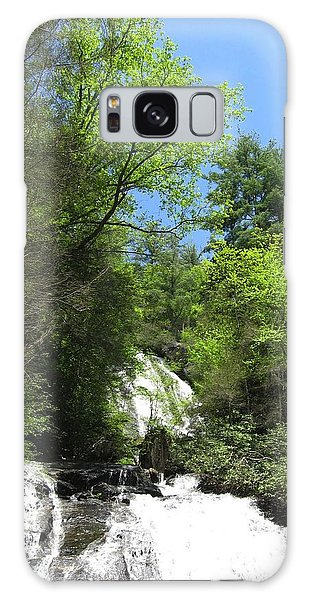 Anna Ruby Falls Helen Ga 05 Galaxy Case by Brian Johnson